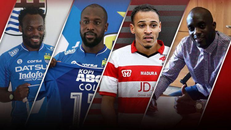 5 Bursa Transfer Liga Indonesia terhangat