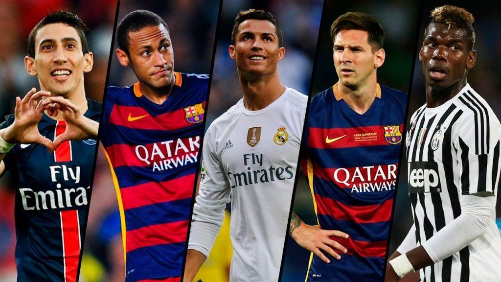 Pemain Sepak Bola Terbaik