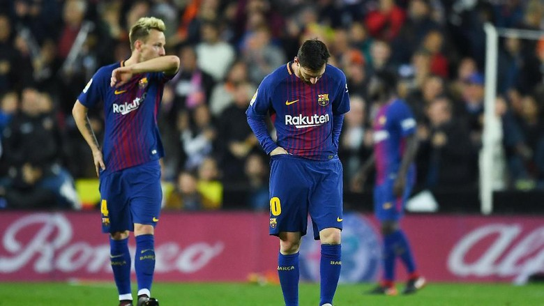 Gol Hantu Messi