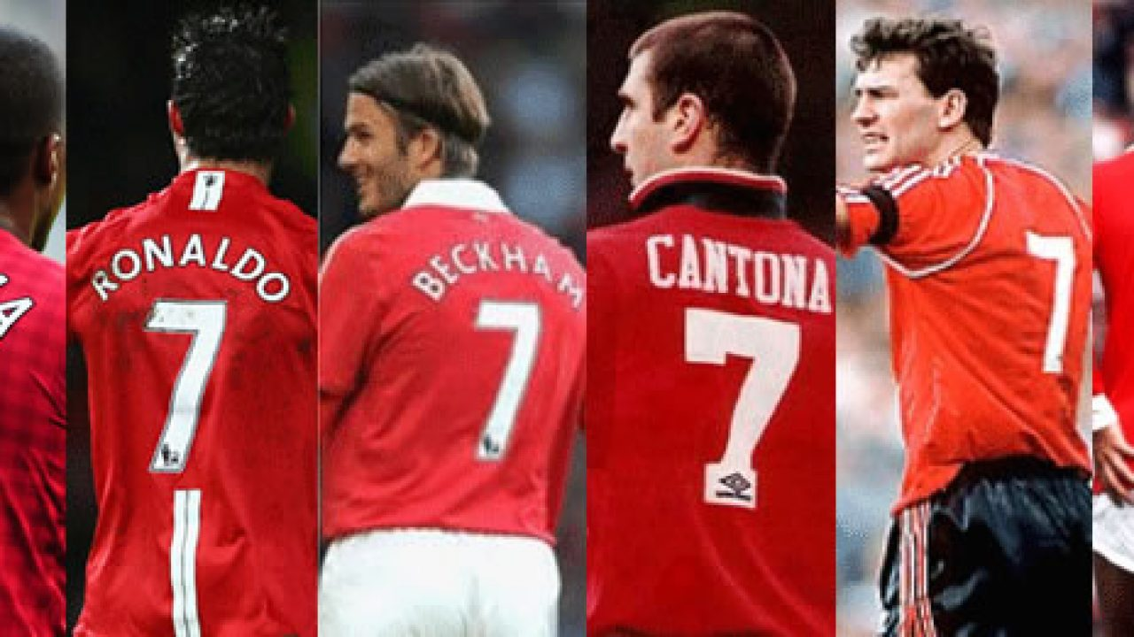Para Pesepakbola Manchester United Yang Memakai Nomor
