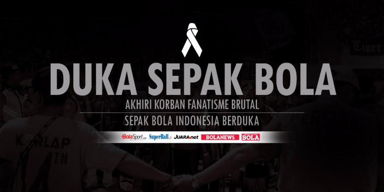 Berdukanya Sepak Bola Indonesia di Bulan September