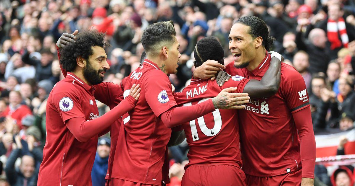 Hantam Bournemouth, Liverpool Kembali Ke Trek Kemenangan