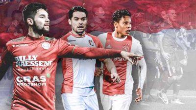 Benarkah Level Pemain Bola Indonesia Di Bawah Pemain Asia Lainnya?