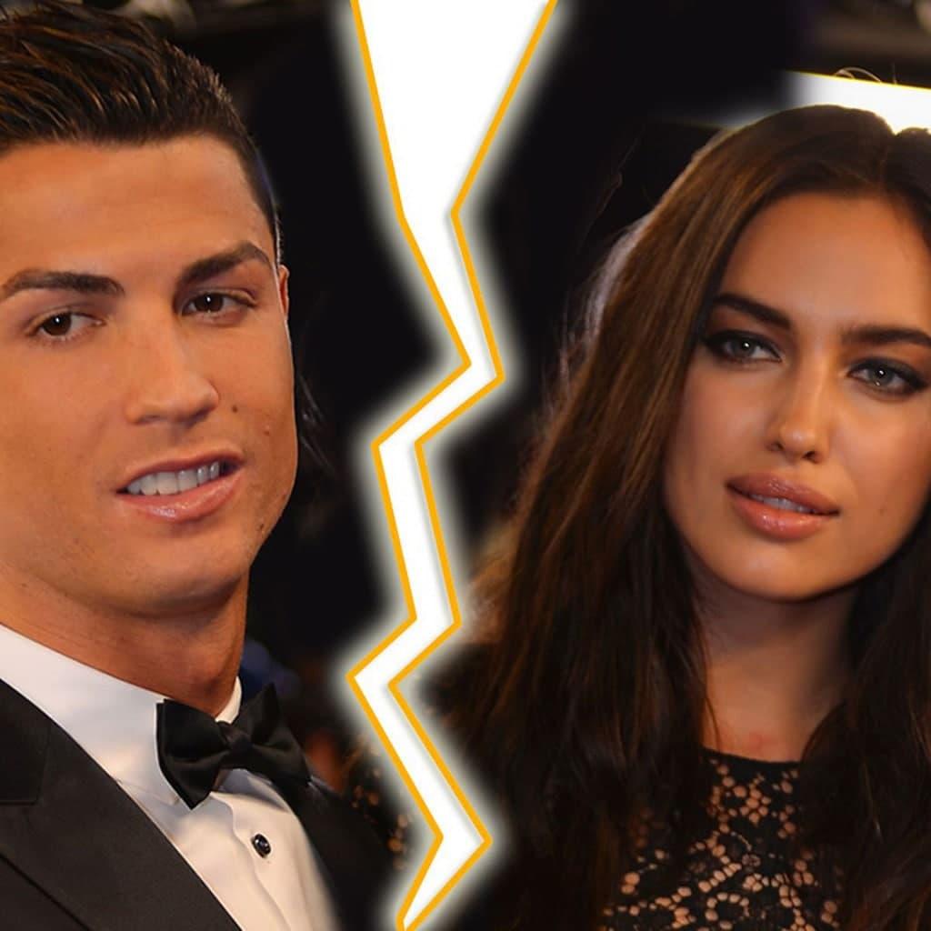 Pesepak Bola Ronaldo Masih Cemburu Pada Kemesraan Irina Dengan Aktor Hollywood